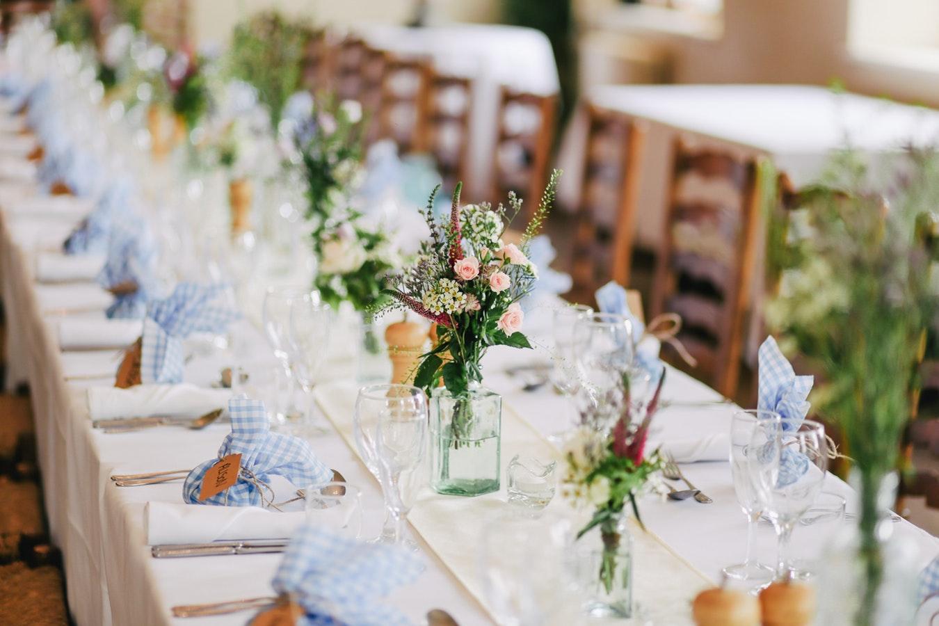 ricevimento di nozze decoratrice di eventi lucianella