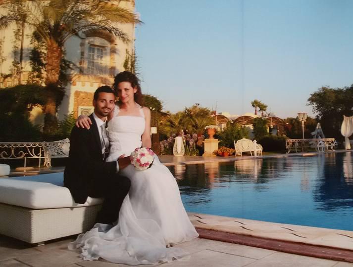 wedding planner salento matrimonio a distanza daniela e stefano